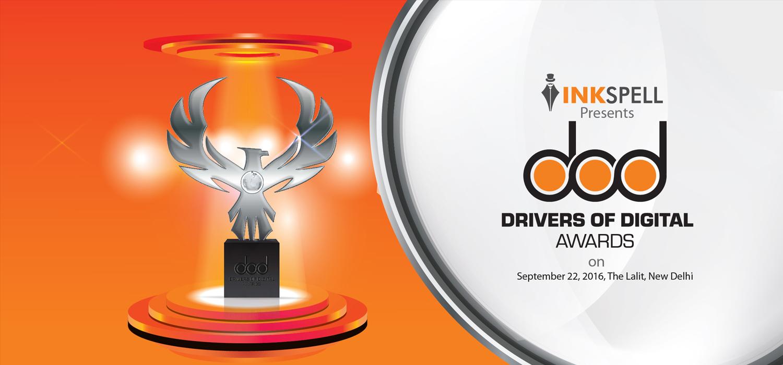 Inkspell – Drivers of Digital Awards 2016
