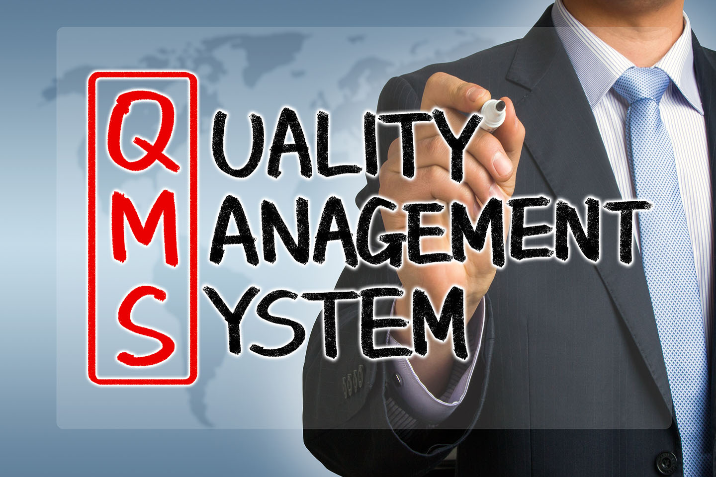 Adopt Quality Management Systems: Be future ready