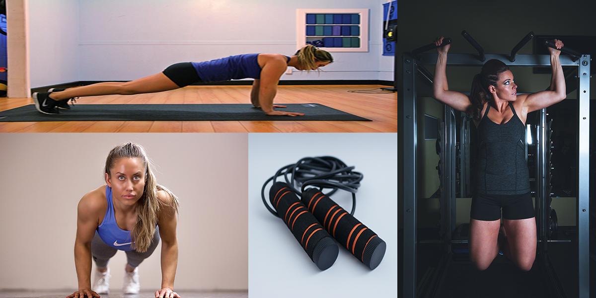 5 Most Effective Full Body Exercises For Women