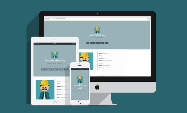 Your Online Web Resume