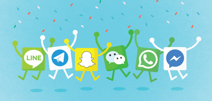Marketing Strategies – Instant Messaging Apps
