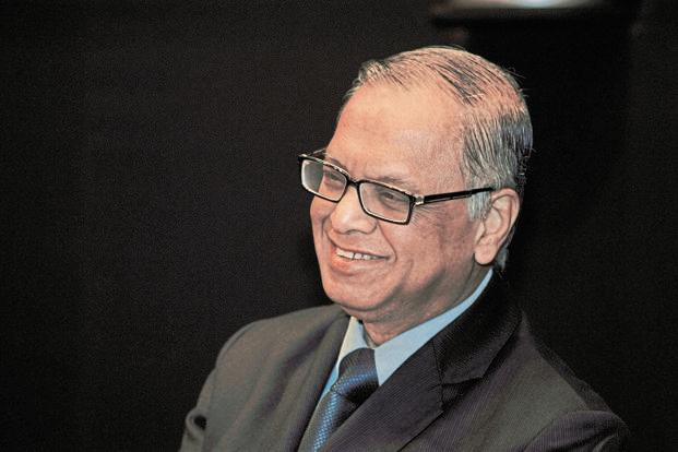 Indian IT companies need to stop using H1-B visas: Narayana Murthy