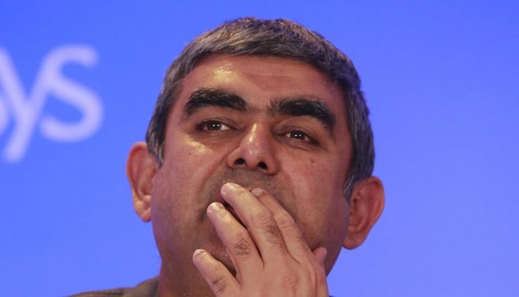 Here's what say  Infosys CEO