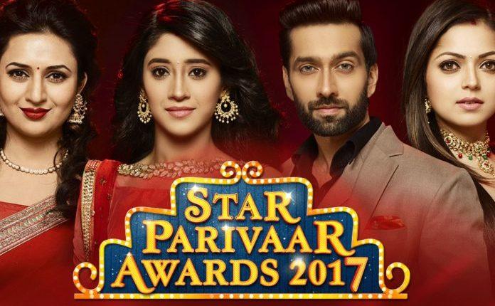 STAR PARIVAAR AWARDS – WINNERS LIST AND PERFORMANCES – 28th MAY,2017