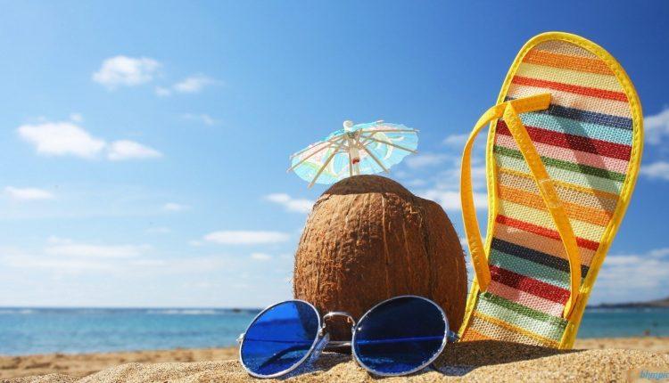 Sand and Sun – Summer has Begun!