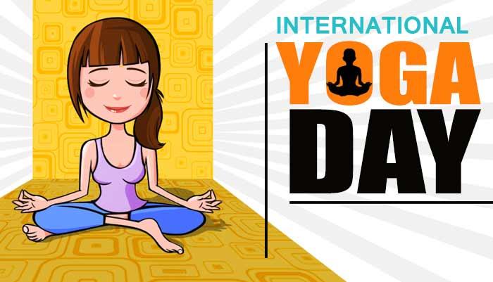 Wish you a Relaxing International  YOGA DAY!