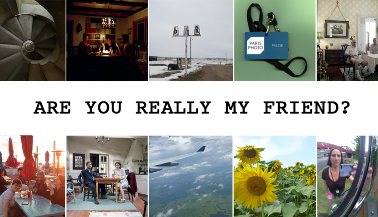 Are you really my friend?: Ask Tanja Hollander and meets over 626 Facebook friends