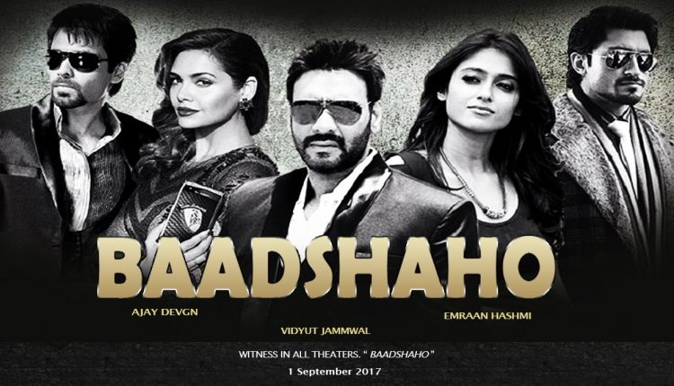 Badshaho Trailer Launched – Star's Emran & Ajay Devgan
