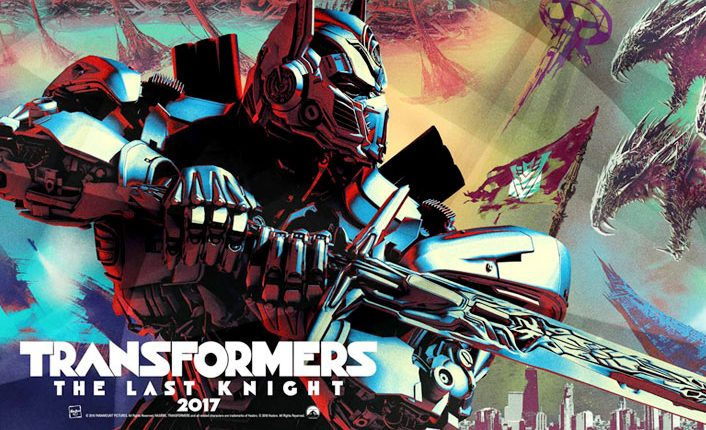 Transformers The Last Knight movie review a Rusty Rotting Heap of Scrap Metal
