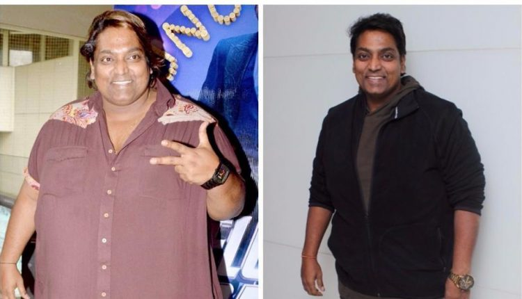 Ganesh Acharya loses weight and become half of it previous one.