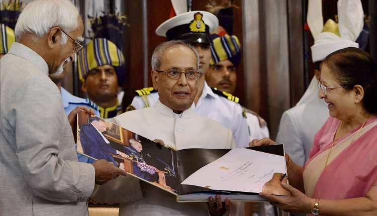 Pranab Mukerjee Bids Goodbye: Highlights from Pranab Mukherji's Farewel Speech!!!