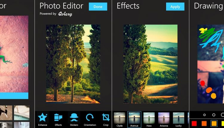 10 BEST PHOTO EDITOR APPS FOR ANDROID AND I-PHONE
