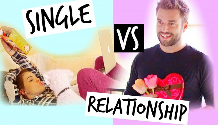 What Being Single Vs In A Relationship Looks Like