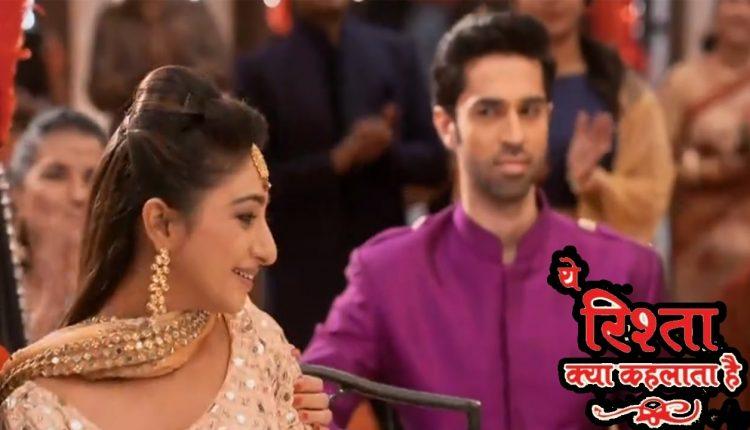 Aditya to make ruin during Naksh-Keerti's wedding in Yeh Rishta Kya Kehlata Hai…