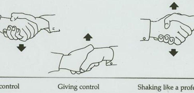 Social etiquette: The psychology behind shaking hands