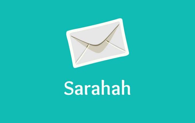 Get Honest Feedback from your Colleagues & Friends – SARAHAH New App
