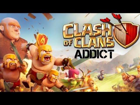 Clash of Clans:  Game 0r  Addiction?