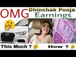 Dhinchak Pooja : Irritation or Sensation