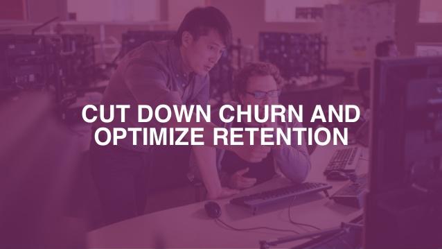 Customer Retention Optimization