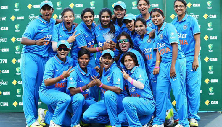 'Women In Blue'-Indian Women's National Cricket Team |Our Unsung Heroes!