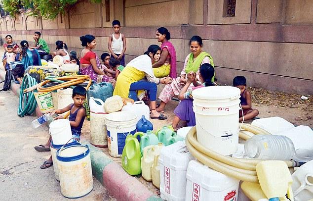 Water shortage – Extreme Temperatures, Life struggles