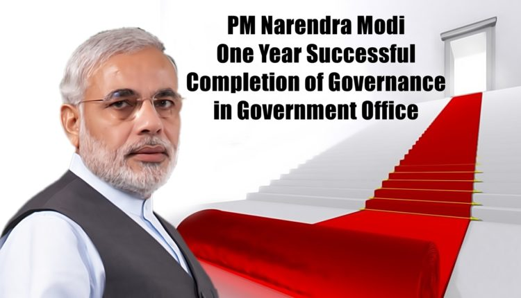 Governance under Narendra Modi