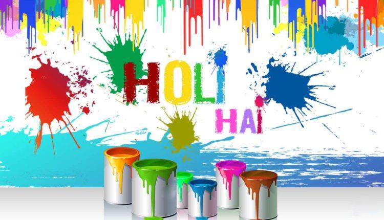 Holi- The festival of Color