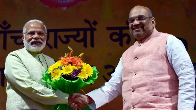 NOT POSSIBLE TO GIVE JOBS TO ALL, WE PROMOTED SELF EMPLOYMENT – SAYS AMIT SHAH