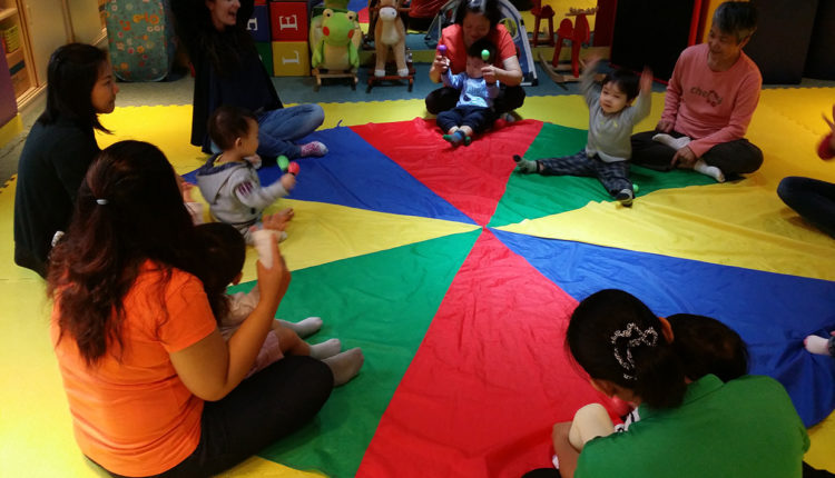 How to select best play group for your child?