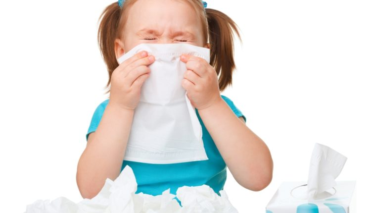 How to safe baby from winter coughs and colds