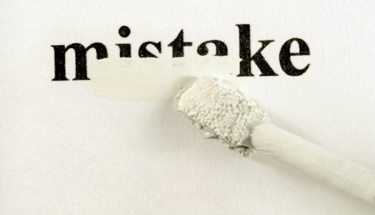 Do You Know What the Most Common Email Marketing Mistakes?