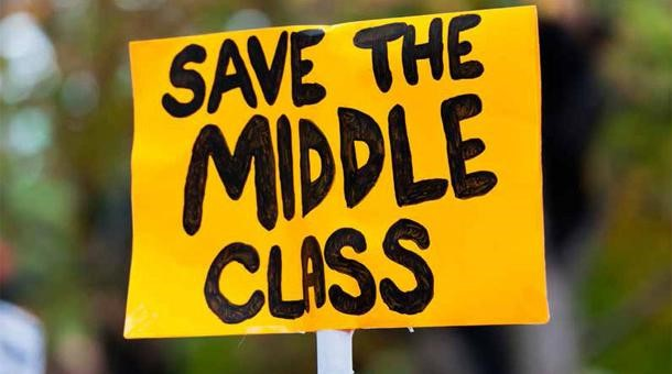 Why Backlash – Being Middle Class?