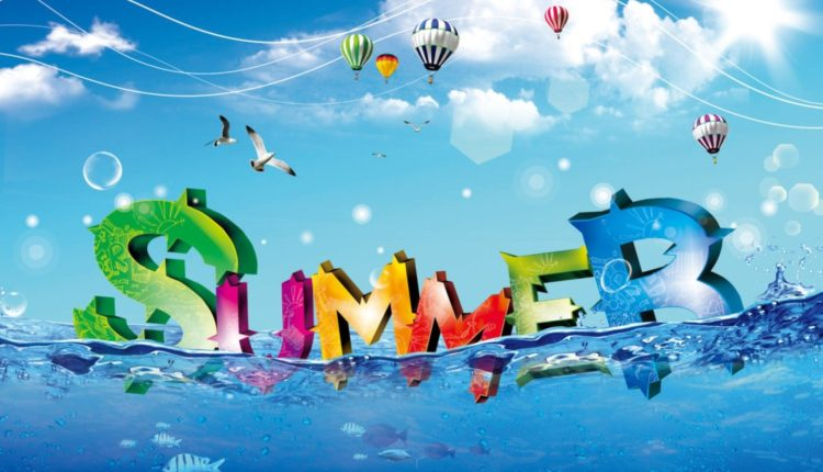 Some Tips for Kids as there Summer Vacations are ON to save themselves from this scorching Heat & still having Fun in this Season
