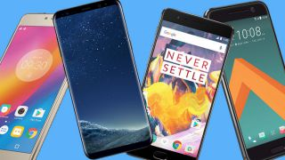 Top 5 Smartphones 2017 : Pick the very best phones