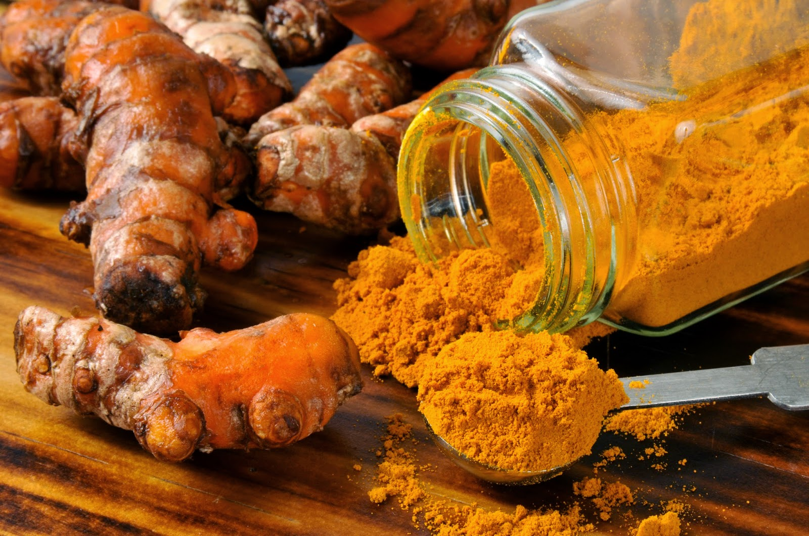 Turmeric : Can kill cancer cells in infants and kills