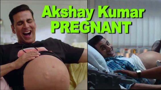 Apna Hero Pet Se Hai : Khiladi Kumar is Pregnant – OMG!!