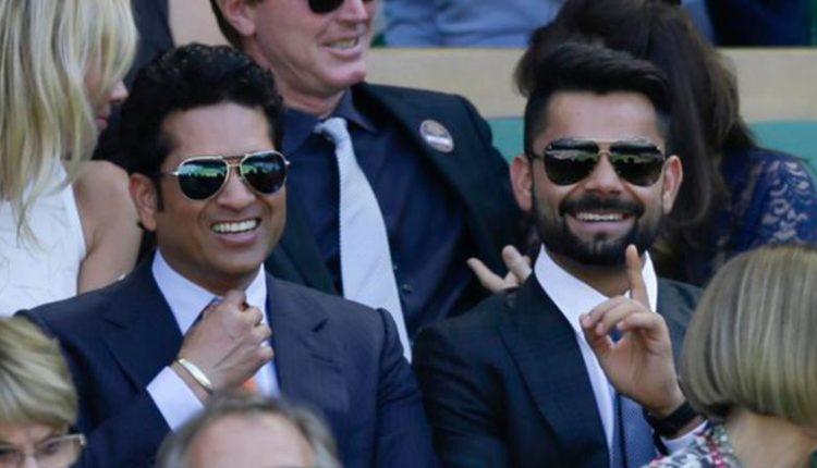 India v/s West Indies: Chase Master Virat Kohli breaks Tendulkar's record