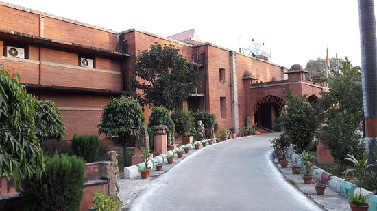 A look into Heritage and Culture through Allahabad Museum!!