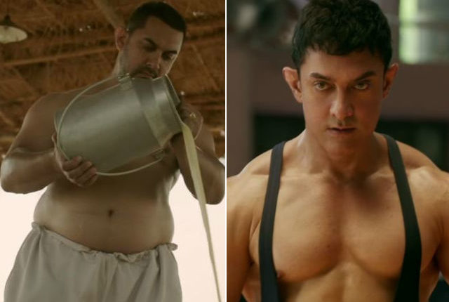 Journey of Amir Khan transformation for DANGAL