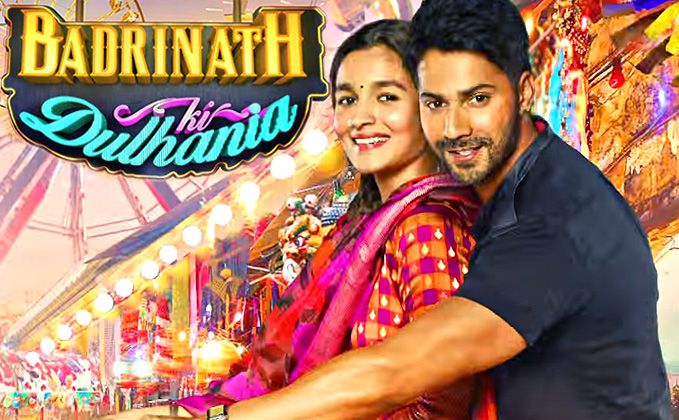 Movie Trend : Badrinath Ki Dulhania song: Celebrate Holi in Badri style with Alia Bhatt and Varun Dhawan.