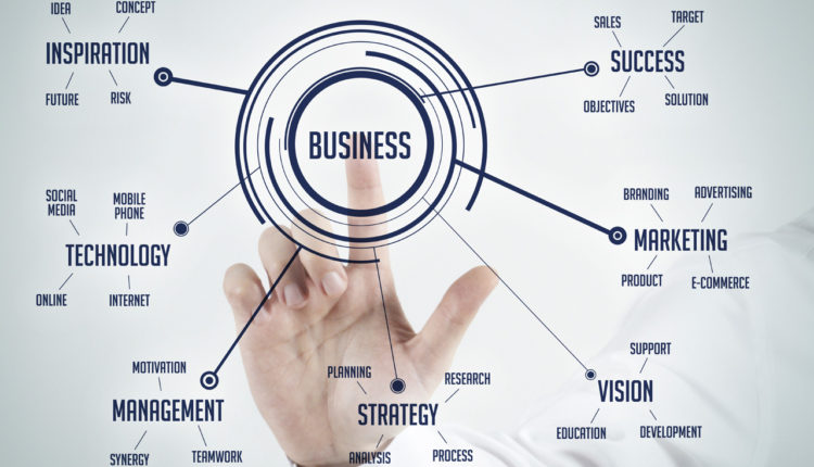 Creative strategy for digital marketing with business ideas