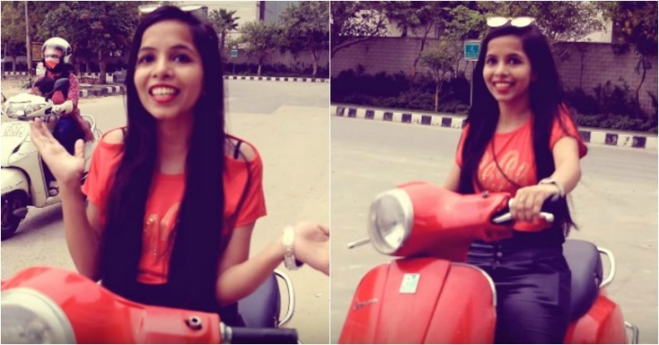 'Dhinchak Pooja' Is Back With one new song 'SCOOTER' & It Is Also One Of The Reasons Why Aliens Won't Talk To Us!
