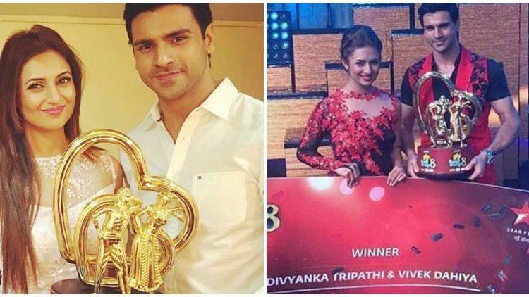Nach Baliye 8 winners are Divyanka Tripathi and Vivek Dahiya.