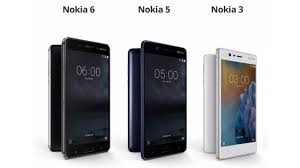 NOKIA all set  for JUNE 13 – Launch of NOKIA 3, NOKIA 5, and  NOKIA 6