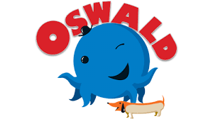 Recollecting Childhood Memories – Cutest Blue Octopus : OSWALD