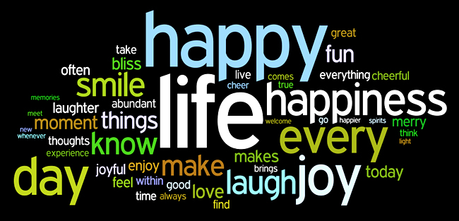 Happiness- The Art of Living Way