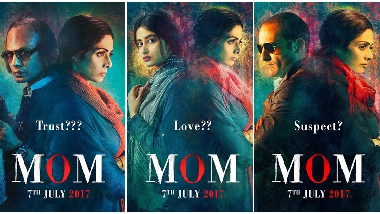 MOM : Sridevi makes her come back on screen as a Ferocious Mother.