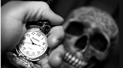 Death Clock is ticking – How much time you left with??