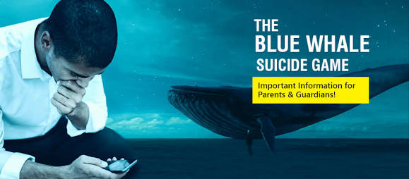 The Blue Whale Suicide Game