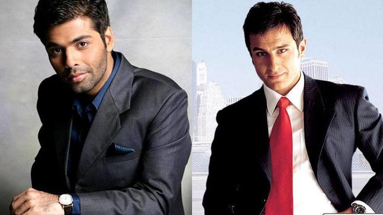 Saif Ali Khan – Bollywood is incomplete without Karan Johar..